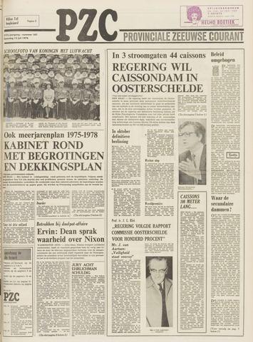 Provinciale Zeeuwse Courant 1974-07-13