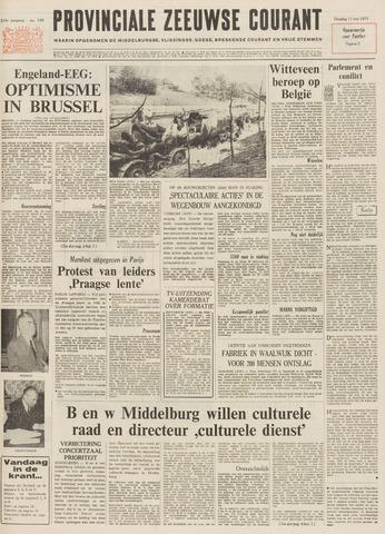 Provinciale Zeeuwse Courant 1971-05-11