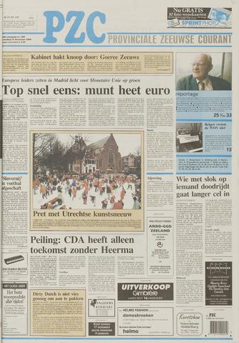 Provinciale Zeeuwse Courant 1995-12-16