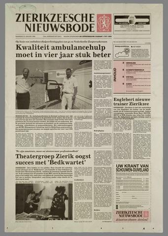 Zierikzeesche Nieuwsbode 1996-01-22