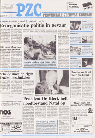Provinciale Zeeuwse Courant 1990-10-19
