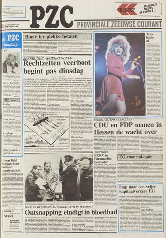 Provinciale Zeeuwse Courant 1987-04-06