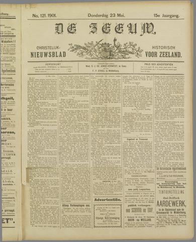De Zeeuw. Christelijk-historisch nieuwsblad voor Zeeland 1901-05-23