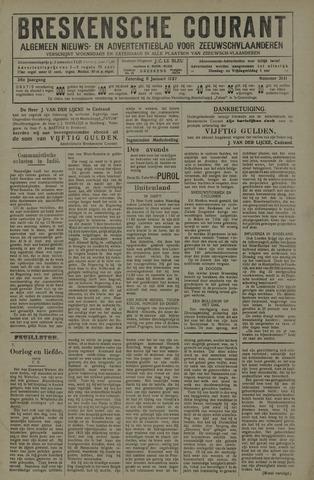 Breskensche Courant 1927-01-08