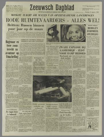 Zeeuwsch Dagblad 1962-08-13