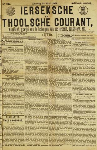 Ierseksche en Thoolsche Courant 1901-03-23