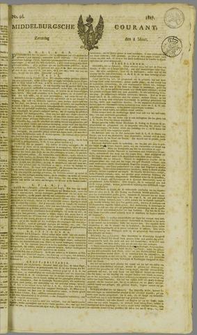 Middelburgsche Courant 1817-03-01
