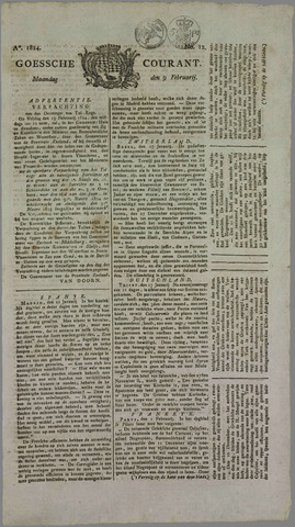 Goessche Courant 1824-02-09