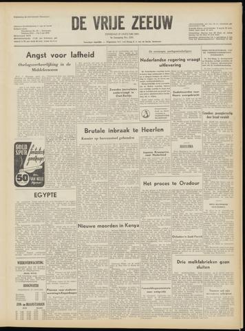 de Vrije Zeeuw 1953-01-27