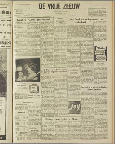 de Vrije Zeeuw 1962-04-21