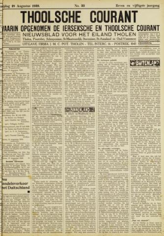Ierseksche en Thoolsche Courant 1939-08-18