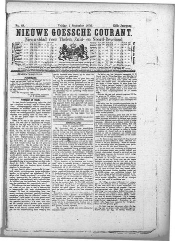 Nieuwe Goessche Courant 1876-09-01