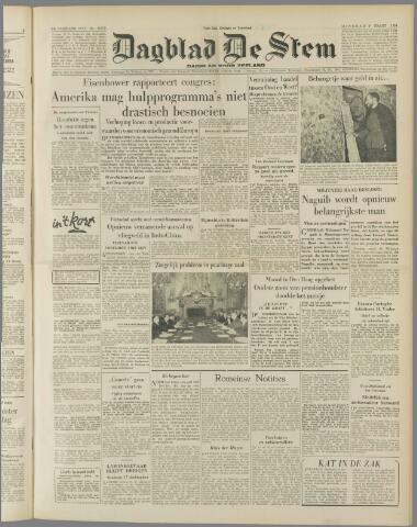 de Stem 1954-03-09