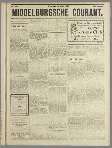 Middelburgsche Courant 1927-05-06