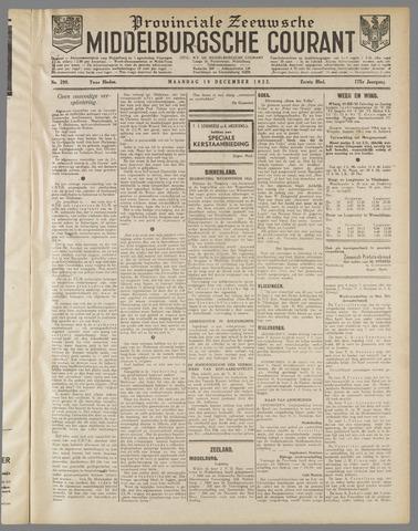 Middelburgsche Courant 1932-12-19