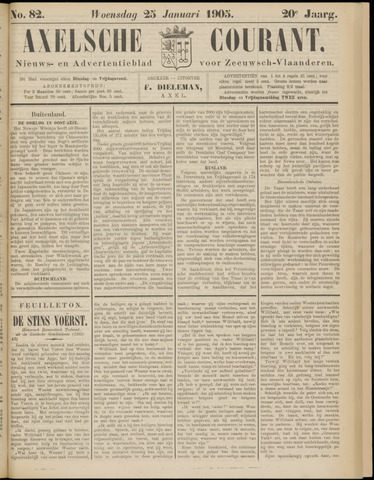 Axelsche Courant 1905-01-25