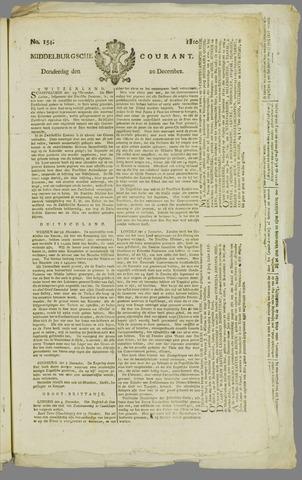 Middelburgsche Courant 1810-12-20