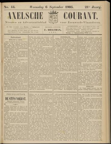 Axelsche Courant 1905-09-06