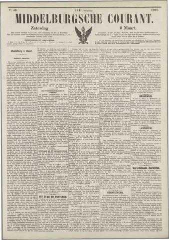 Middelburgsche Courant 1901-03-09