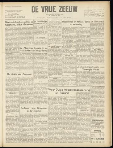 de Vrije Zeeuw 1955-10-12