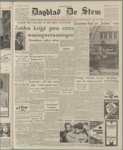 de Stem 1962-12-20