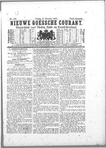 Nieuwe Goessche Courant 1875-12-31