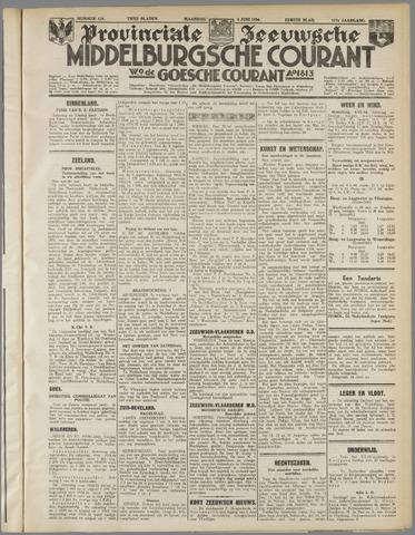 Middelburgsche Courant 1934-06-04
