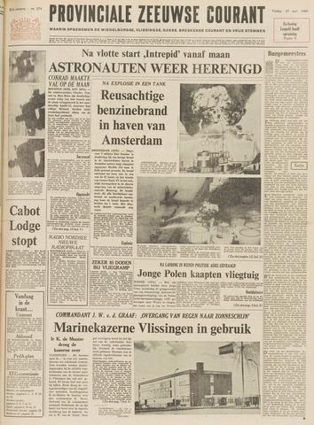 Provinciale Zeeuwse Courant 1969-11-21