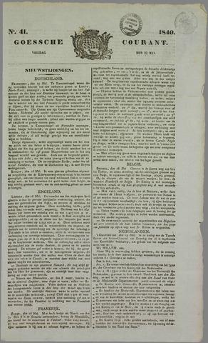 Goessche Courant 1840-05-22