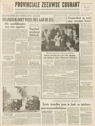 Provinciale Zeeuwse Courant 1966-01-31