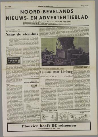 Noord-Bevelands Nieuws- en advertentieblad 1966-03-12