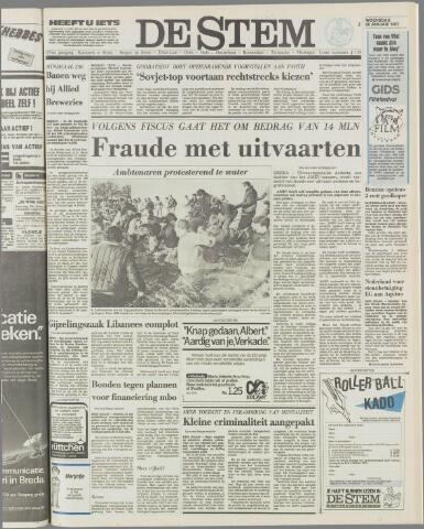 de Stem 1987-01-28