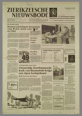 Zierikzeesche Nieuwsbode 1982-03-25