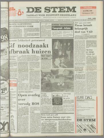 de Stem 1980-04-25