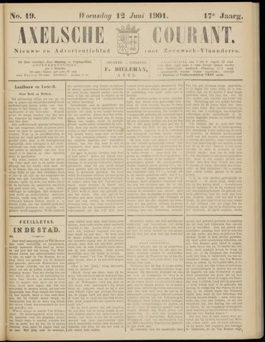 Axelsche Courant 1901-06-12