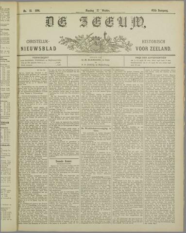 De Zeeuw. Christelijk-historisch nieuwsblad voor Zeeland 1896-10-27