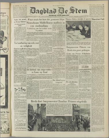 de Stem 1952-03-21