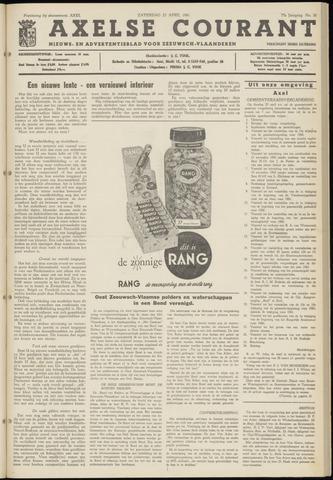 Axelsche Courant 1961-04-22