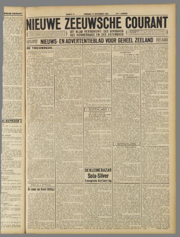 Nieuwe Zeeuwsche Courant 1933-09-19