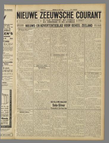 Nieuwe Zeeuwsche Courant 1933-05-30
