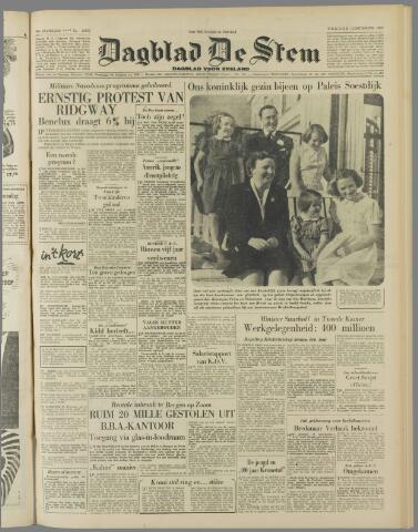 de Stem 1952-12-19