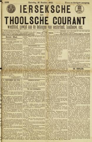 Ierseksche en Thoolsche Courant 1915-10-16