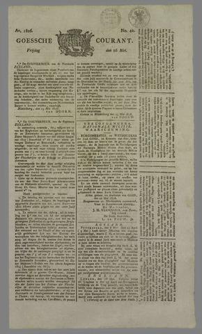 Goessche Courant 1826-05-26