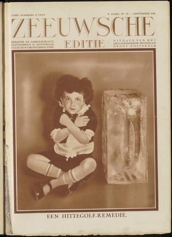 Ons Zeeland / Zeeuwsche editie 1930-09-05