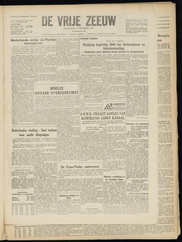 de Vrije Zeeuw 1949-12-15