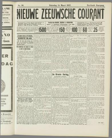 Nieuwe Zeeuwsche Courant 1917-03-24