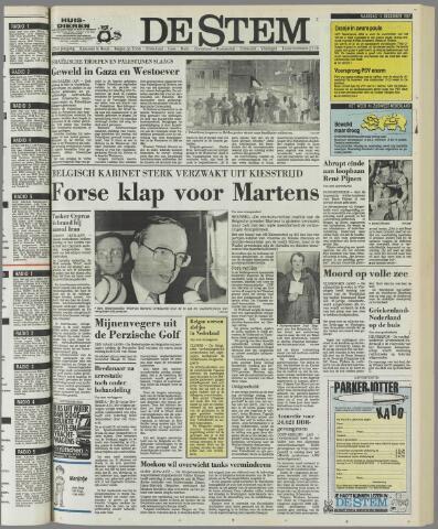 de Stem 1987-12-14