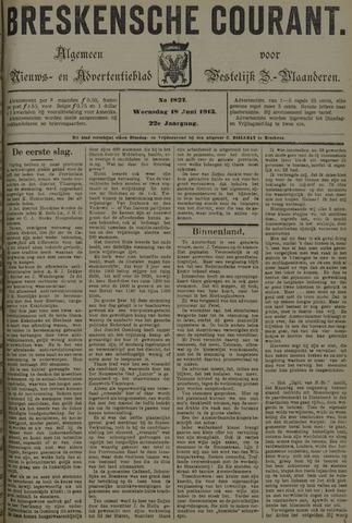 Breskensche Courant 1913-06-18