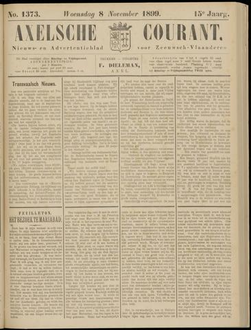 Axelsche Courant 1899-11-08