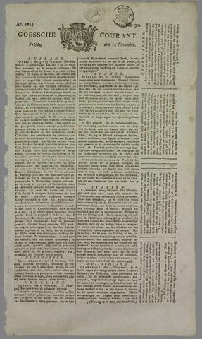 Goessche Courant 1824-11-12